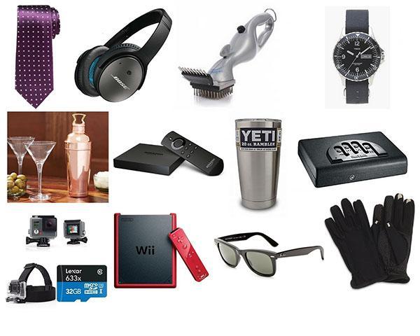 Идеи для мужских подарков на 14 февраля