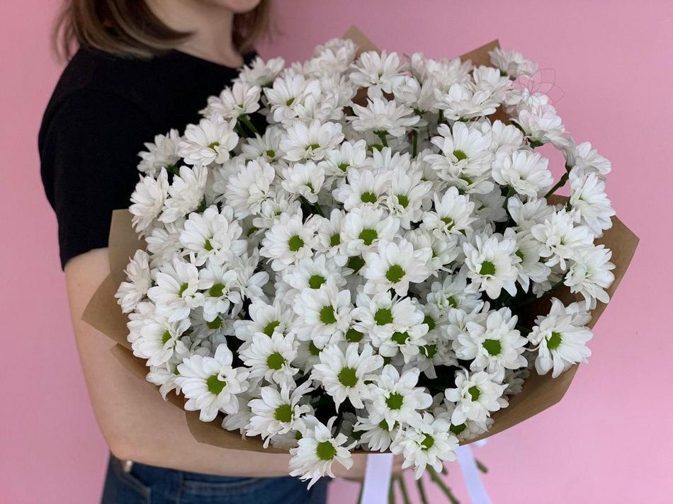 Белые цветы, фото, красивые букеты, хризантемы