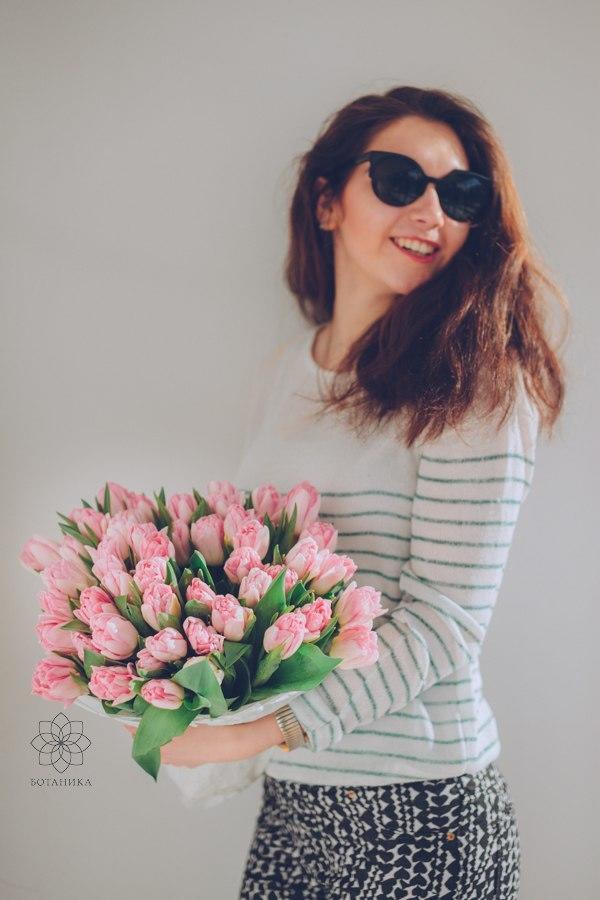 Тюльпаны купить в Казани