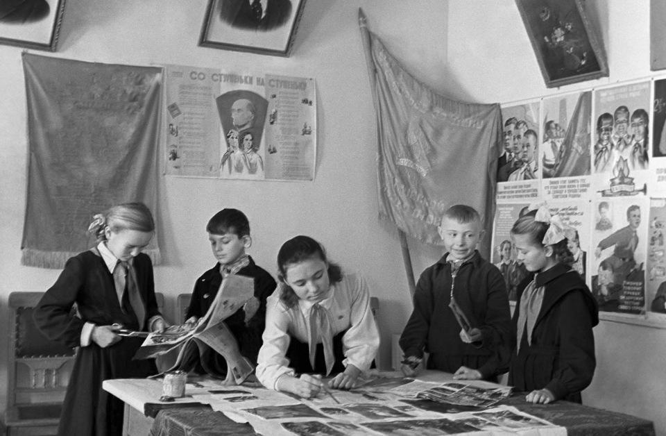 1 Сентября в СССР