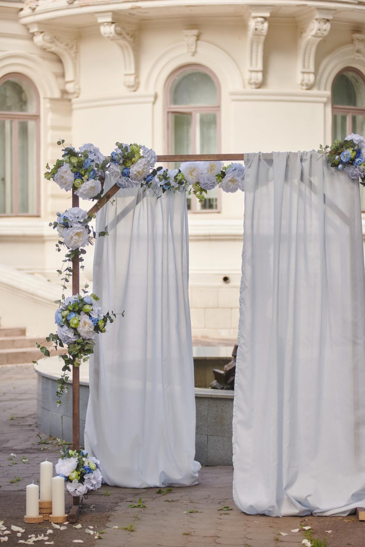 Свадебная арка, Свадебное оформление, Выездная свадьба Казань
