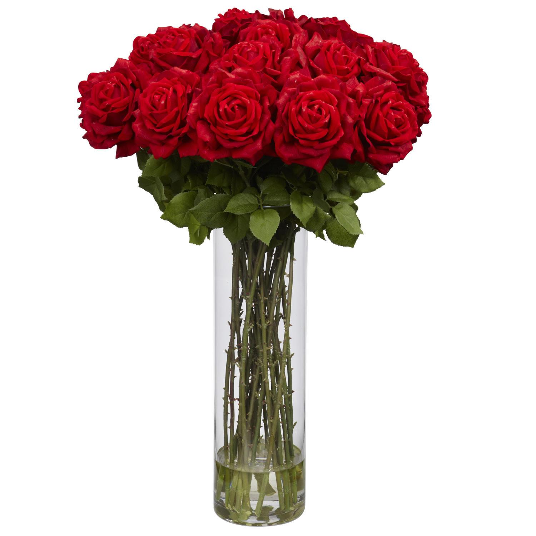 Шикарные метровые розы