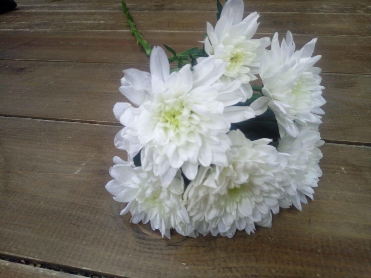 Хризантемы махровые купить в Казани