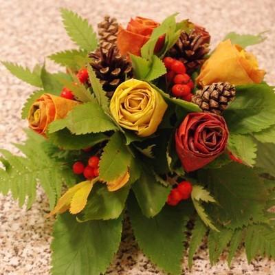 400x400_cropped_9a5a6a10b0b751b96ad991f267ce67ce Осенний букет невесты (57 фото): выбираем свадебные варианты букетов с рябиной в осеннем стиле