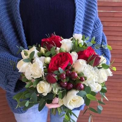Лучшие сочетания с розами в букете