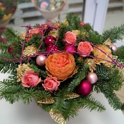 Цветы подарить новый год 2018, бишкеке цены