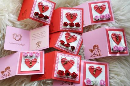 Откуда пошла традиция дарить Валентинки на День всех влюбленных