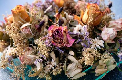 Сушка цветов, как сохранить букет на долгие годы