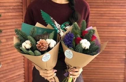 ТОП-5 трендовых зимних цветов