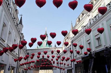 Как относятся в Дню святого Валентина в разных странах?