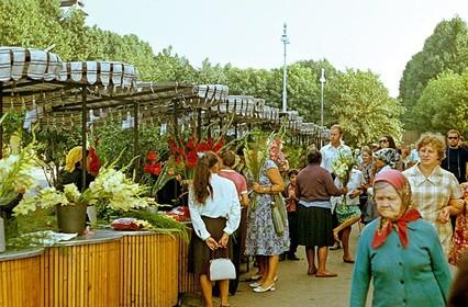 Цветочный бизнес в СССР
