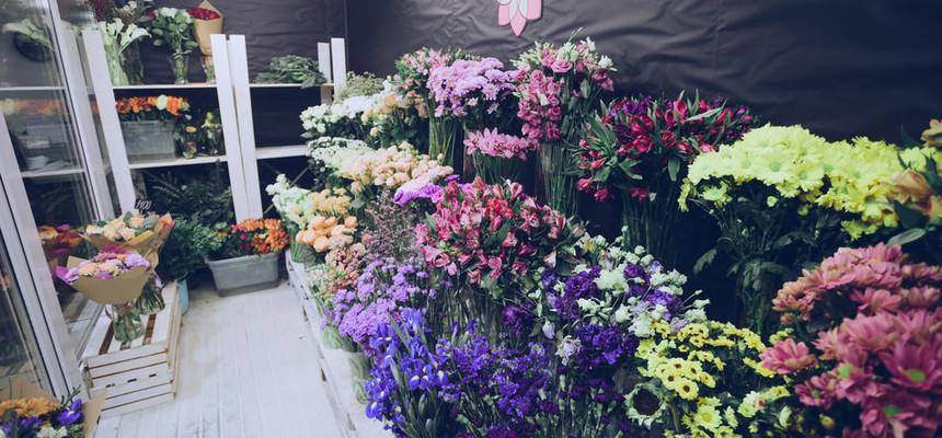 Почему выгодно покупать цветы именно у нас