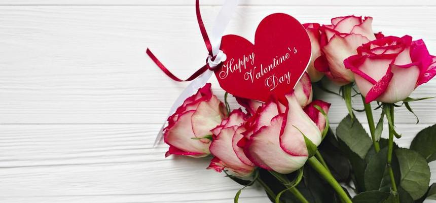 Как выбрать букет для девушки на День Святого Валентина