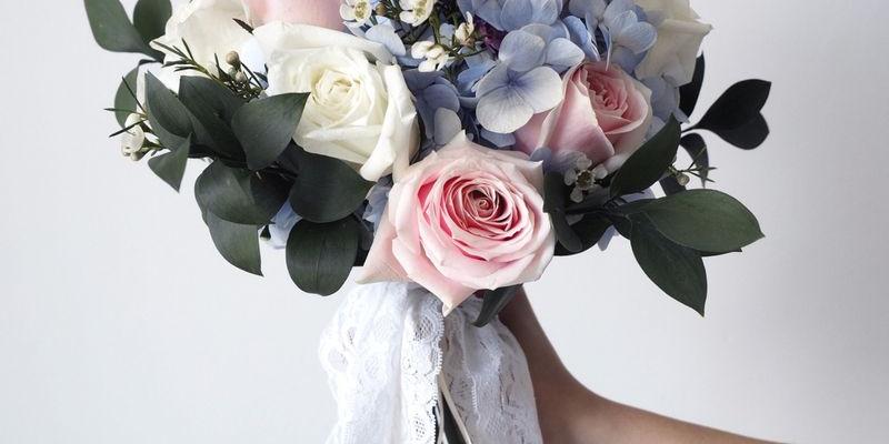 Букет невесты 2021 - какие букеты будут популярны в этом году