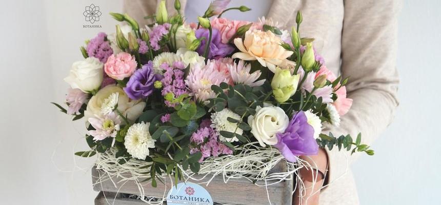 Весенние цветы: топ 5 первоцветов