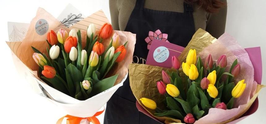 Какие цветы дарят на 8 Марта – советы мужчинам