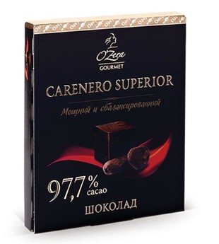 Шоколад горький Carenero Superior