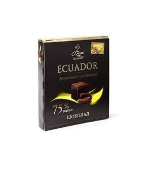 Шоколад горький Ecuador