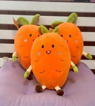 Мягкая игрушка Морковка