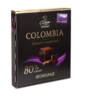 Шоколад горький Columbia