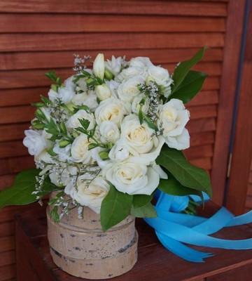 Букет невесты Праздничный