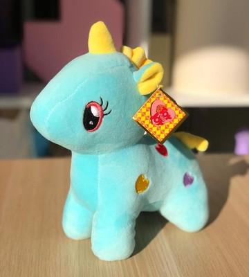 Мягкая игрушка Сказочный Единорог