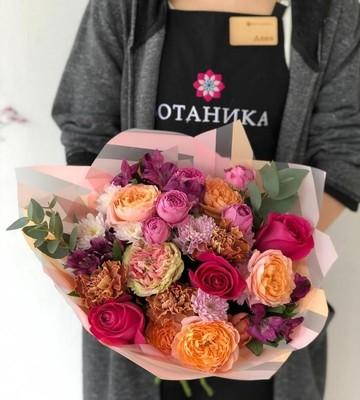 Букет Много роз
