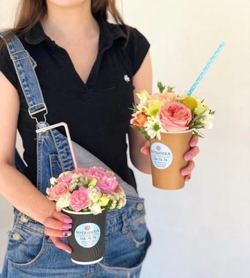 Цветочный коктейль