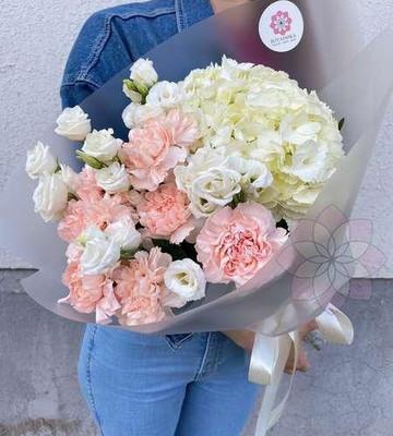 Букет осенний цвет