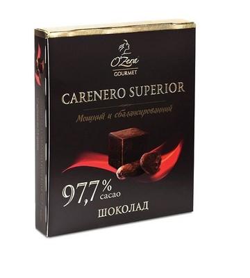 Шоколад горький Carenero Superior