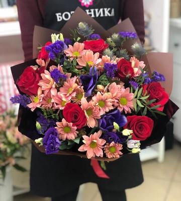 Букет Романтичный