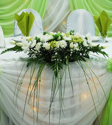 Свадебное оформление пакет Silver