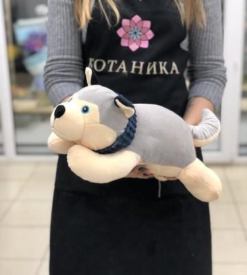 Мягкая игрушка Хаски