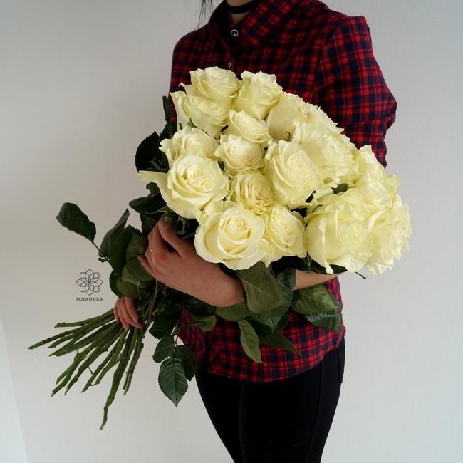 Букет из 25 роз - вид 1