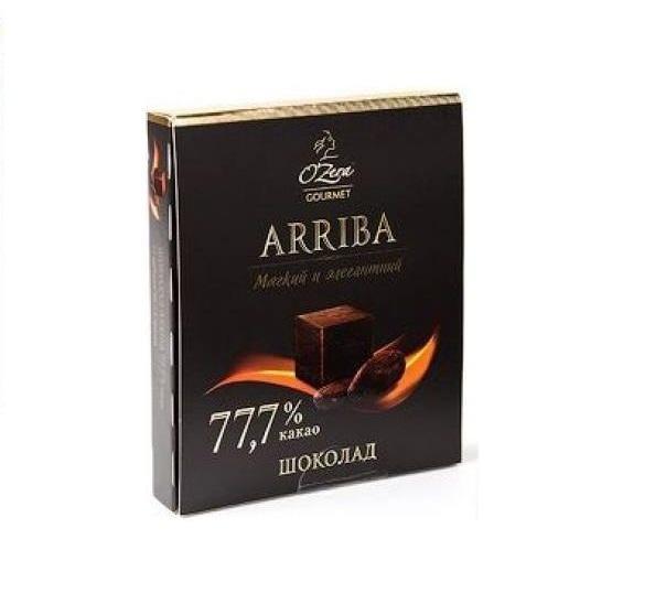 Шоколад горький Arriba - вид 1