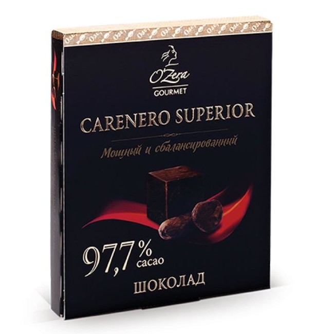 Шоколад горький Carenero Superior - вид 1