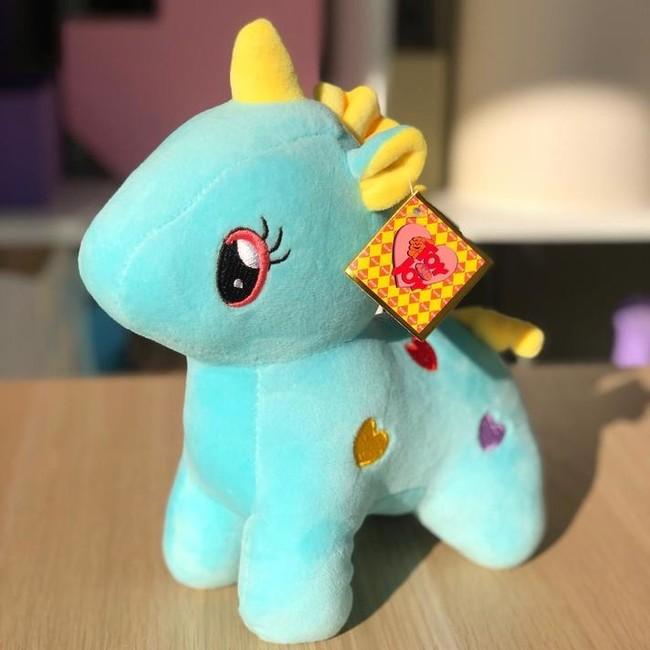 Мягкая игрушка Сказочный Единорог - вид 1