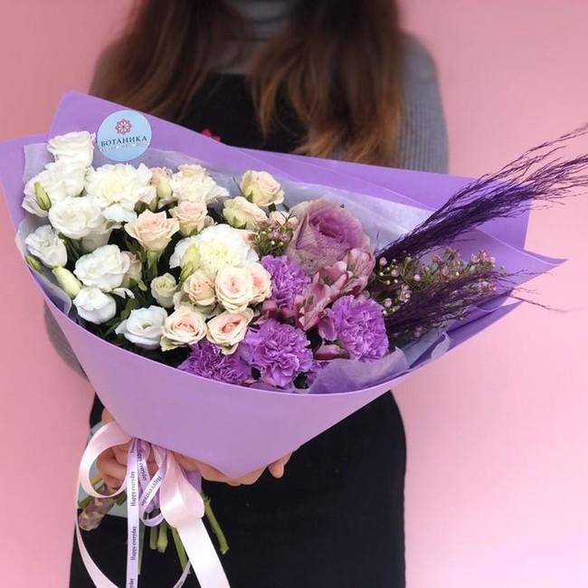 Фиолетовый каприз - вид 1