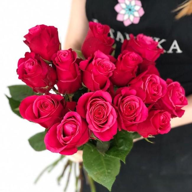 Розы 60 см Черри (Штучно) - вид 1