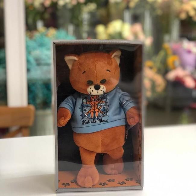 Мягкие игрушки Прикольные котики в ассортименте - вид 1